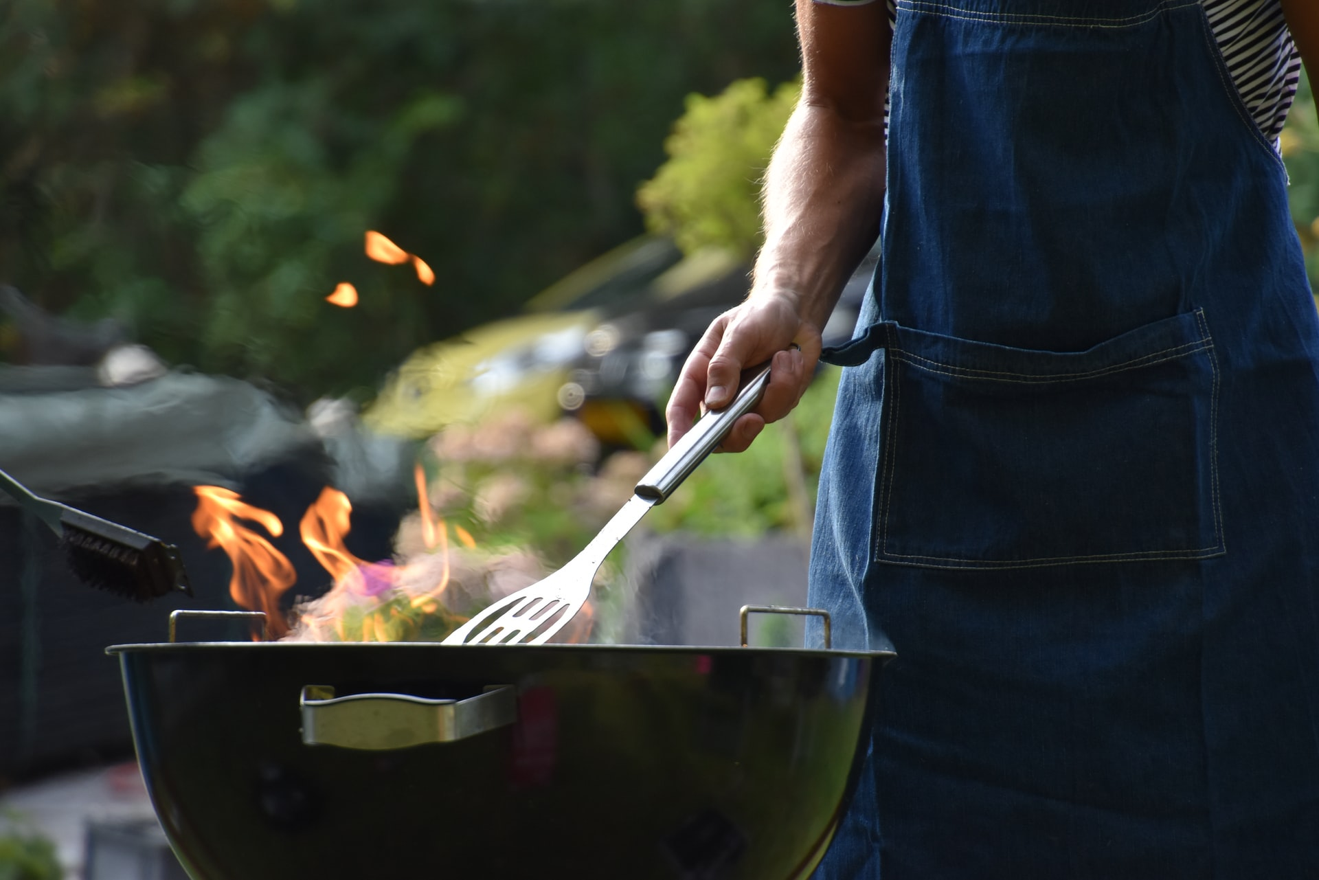 How to host a BBQ in your garden